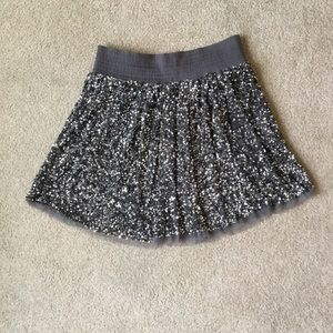 Sequin skirt. Size medium.